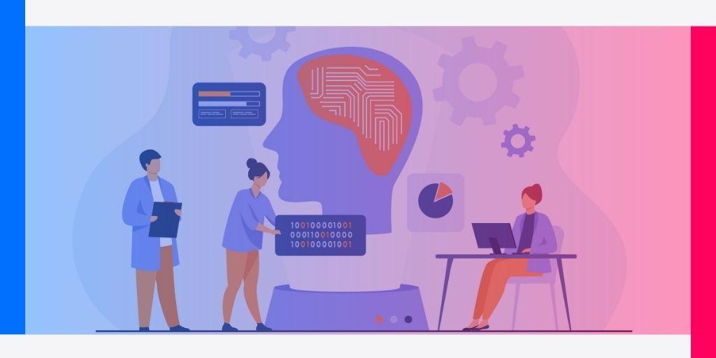 Machine Learning beim Einkauf und während der Customer Journey